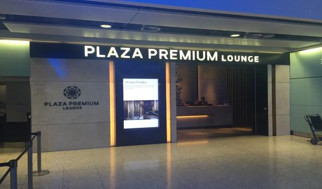T2 Plaza Premium Lounge