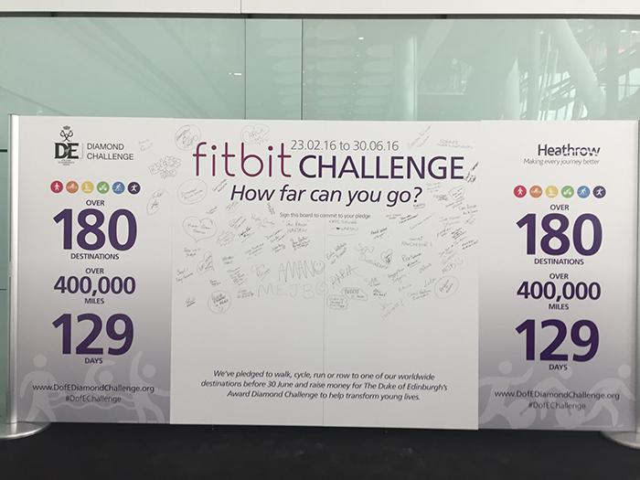Hackpen Hill News Fitbit Challenge