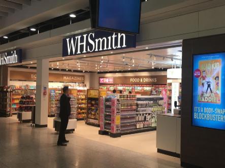 WHSmith – Heathrow Terminal 4